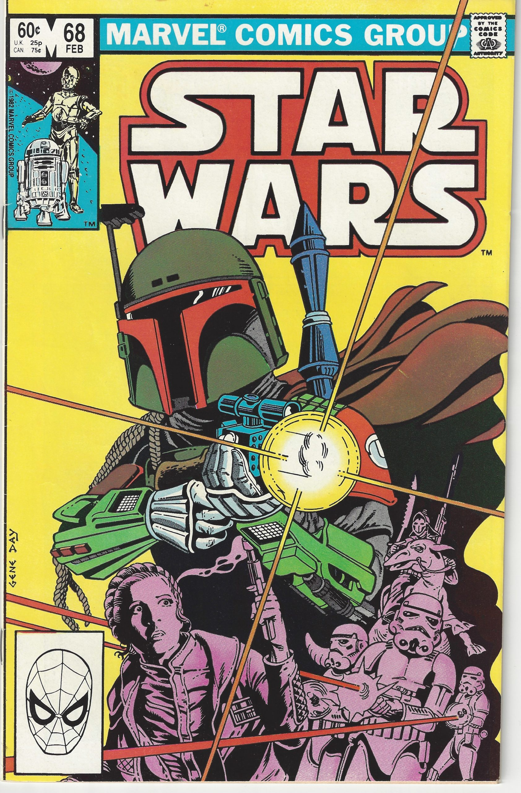Star Wars 68 Cover
